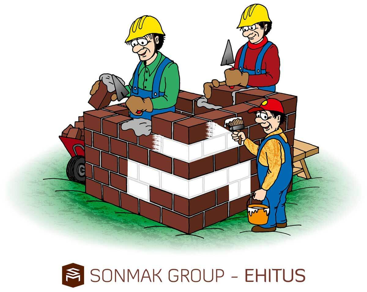 sonmak group ehitus